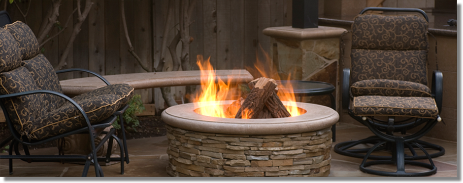 American Fyre Designs Fire Pits & Firetables, Custom Outdoor Kitchens