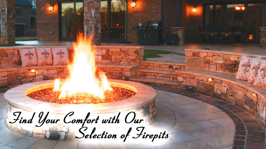 Custom Outdoor Firepits, Graysen Woods, Firegear Outdoors, Kingsman