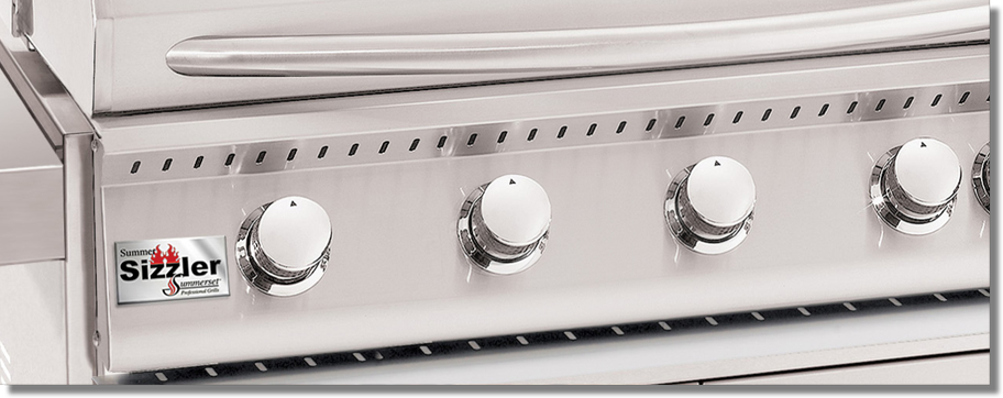 Summerset Grills, Built-In Grills, Freestanding Grills