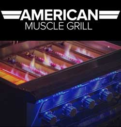 American Muscle Grill, Custom Outdoor Kitchens