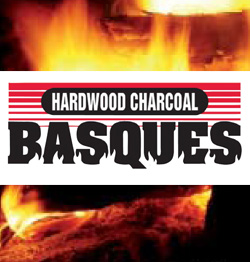 Basques Hardwood Charcoal, Custom Outdoor Kitchens