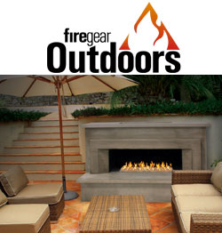 Firegear Outdoors, Fireplace