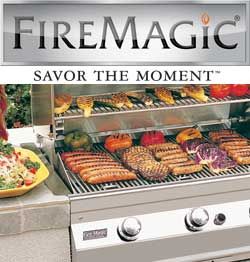 Firemagic, Custom Outdoor Kitchens