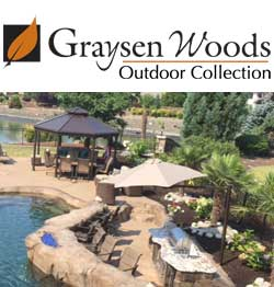 Graysen Woods, Custom Outdoor Kitchens