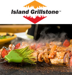 Island Grillstone, Custom Outdoor Kitchens
