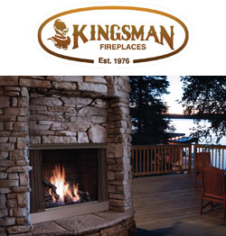 Kingsman, Fireplace