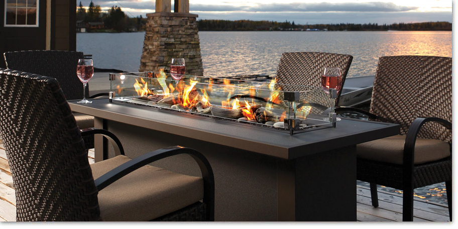 Barbara Jean Collection - Fire Tables