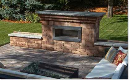 Firegear Outdoors, Fireplaces