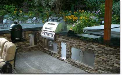 Outdoor Kitchens, Graysen Woods