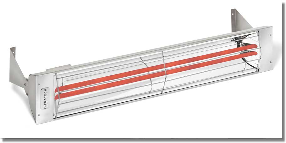 Infratech Heating - WD-Series - Short Single Element