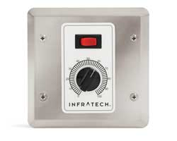 Infratech Heating - 1 Zone Controller