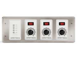 Infratech Heating - 3 Zone Controller with Timer