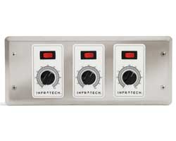 Infratech Heating - 3 Zone Controller