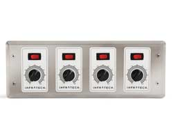 Infratech Heating - 4 Zone Controller