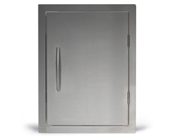 Jackson Grill - Vertical Access Door