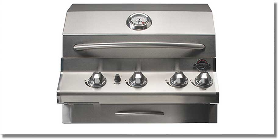 Jackson Grills - Lux 550 Built-In