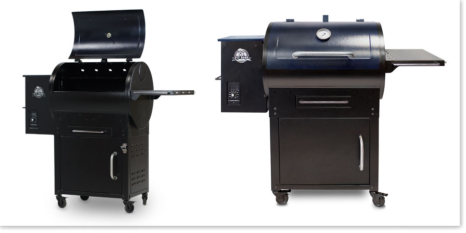 Custom Outdoor Essentials - Louisiana Grills - Pit Boss 700 SC