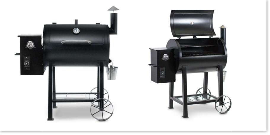 Custom Outdoor Essentials - Louisiana Grills - Pit Boss 820 FB