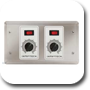Infratech Heating - 2-Zone Controller