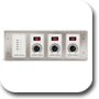 Infratech Heating - 3-Zone with Timer