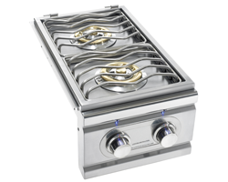 TRL Double Side Burner by Summerset Grill