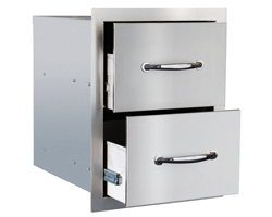 Double Drawer by Summerset Grill